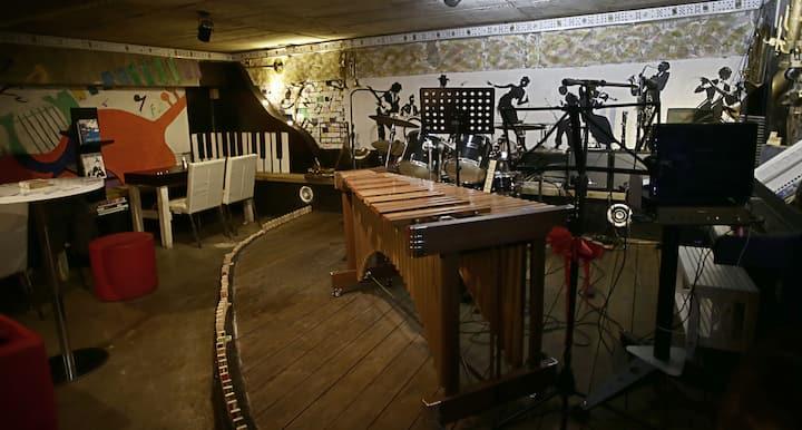 Jarasum Guesthouse & Jazz Cafe