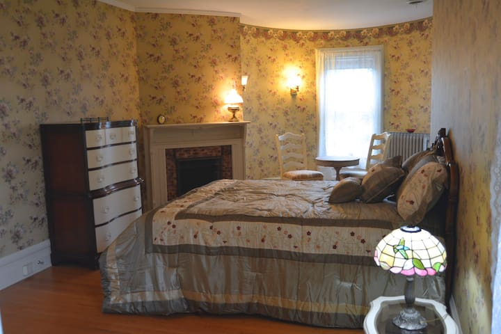 Mary Todd Bedroom River House B&B - Ottawa - Bed & Breakfast