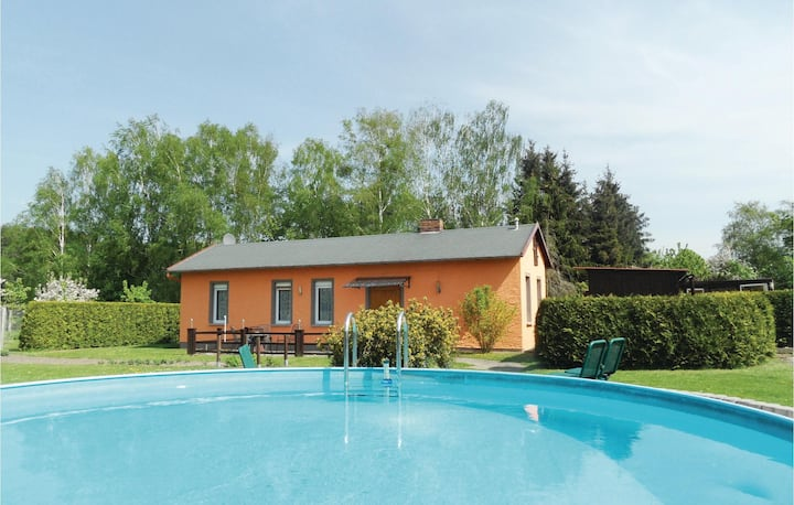 Holiday cottage with 1 bedroom on 45m² in Schorfheide