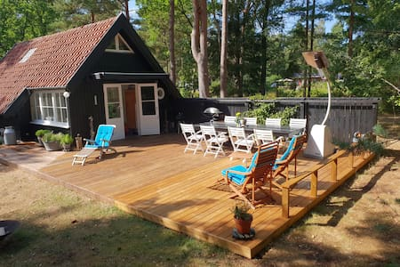 Charming cottage in Asserbo at Tisvilde Hegn