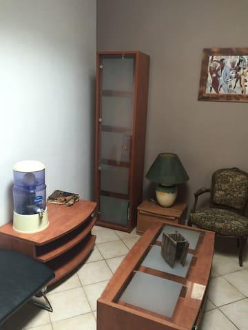 spacieux appartement de 2 pièces
