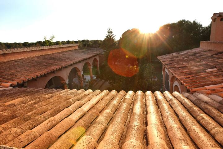 Casa M, amazing view from the Loft - Santanyí - Bed & Breakfast