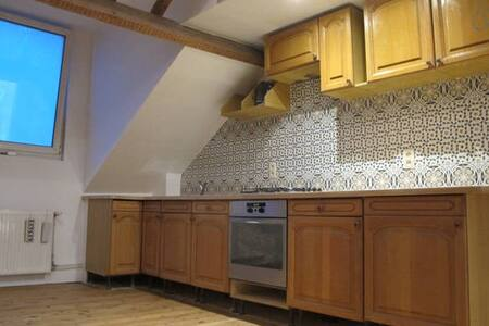 Charming appartment - Saint-Gilles - Flat