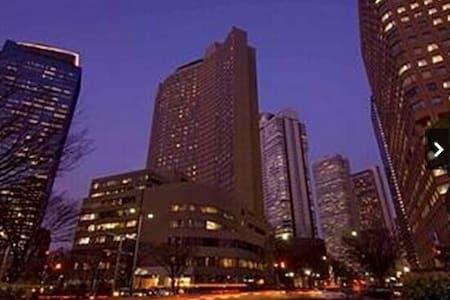 东京新宿希尔顿酒店,大床房,30平米 - Shinjuku-ku
