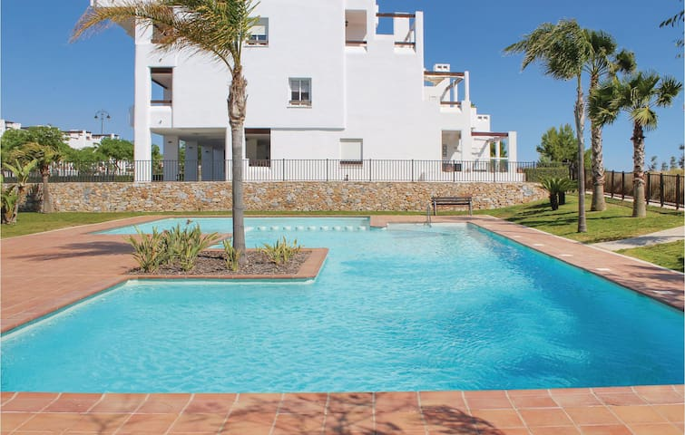 Holiday apartment with 2 bedrooms on 51m² in Alhama de Murcia