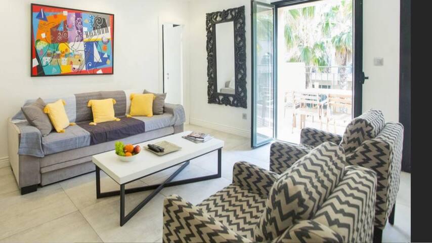 Yaffo 3,5 rooms 70m2 Terrace 20m2 Parking