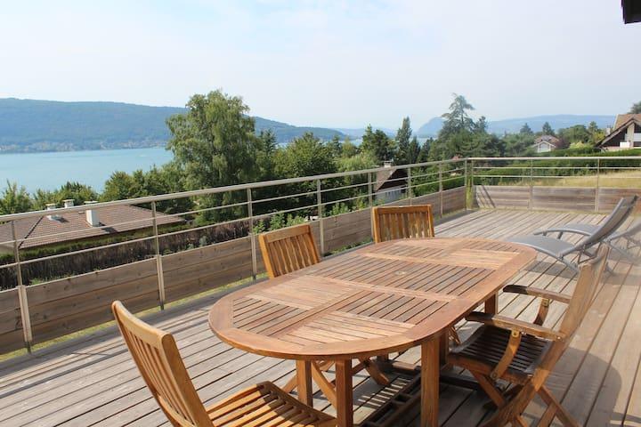 Maison 140m² face au Lac d'Annecy - Veyrier-du-Lac - Talo