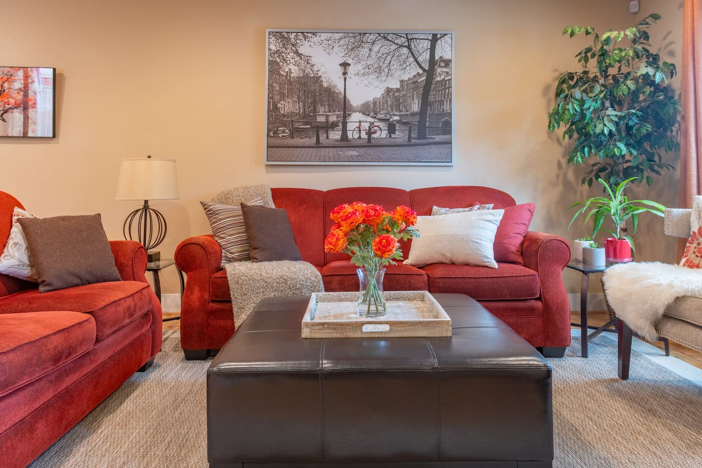 """Guest Quote - """"What a perfect home for two couples!"""""""