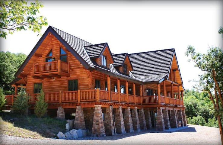 Welton Woods, Utah Mountain Retreat - Mt Pleasant - Srub