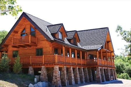 Welton Woods, Utah Mountain Retreat - Mt Pleasant - Zomerhuis/Cottage