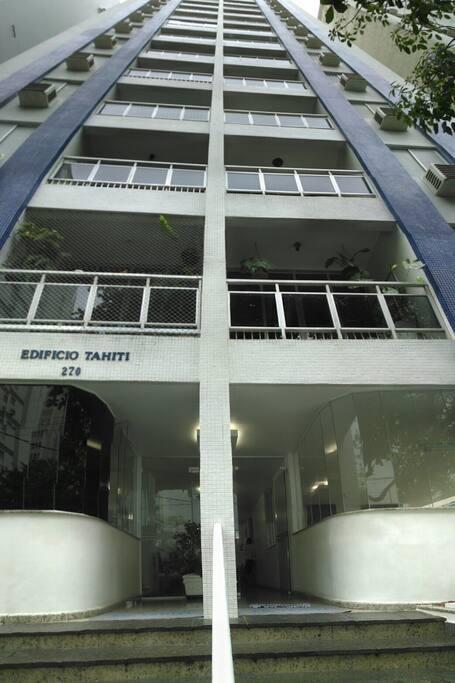 Vista adicional da fachada