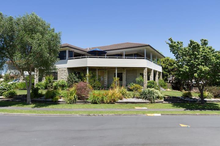 Spacious family home at Mount Maunganui