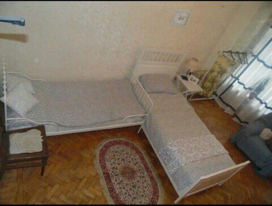 Отличные матрасы. Comfortable beds.