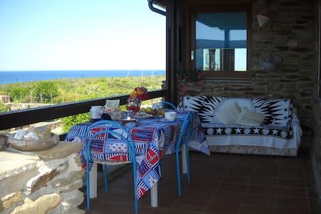 grat view Golfo dell'Asinara - Stintino - Haus