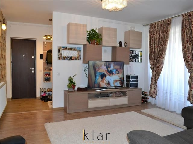 Cluj-Napoca great value, 5 min to city center.