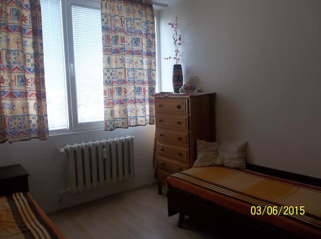 Cosy apartment close to the center - Ilinden - Apartment