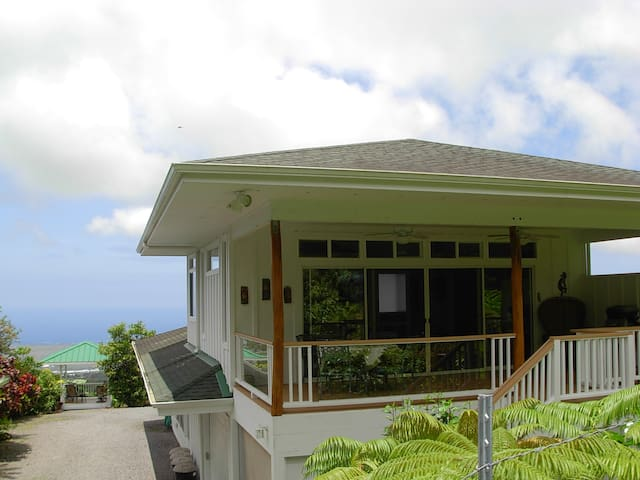 Kona Coffee Vacation Rental - Hōlualoa - Daire