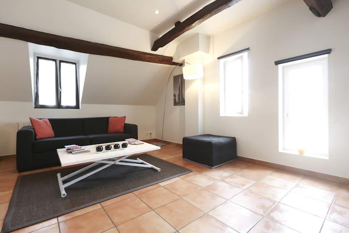 Appart F2, 58m², 15 min de Paris - Saint-Germain-en-Laye - Apartmen