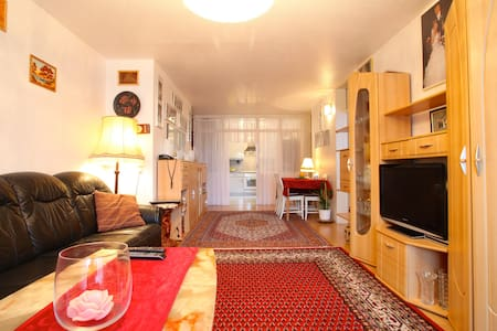 ID 4808   3-Zimmer-Apartment wifi - Hannover - Wohnung
