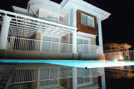 Daily Rental 3+1 Villa in Sarigerme 1115 - Sarıgerme / Ortaca - Huis