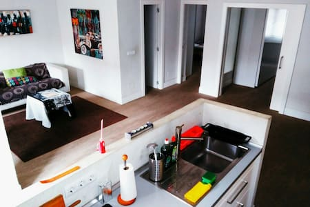 Piso espacioso con bonita terraza - Madrid
