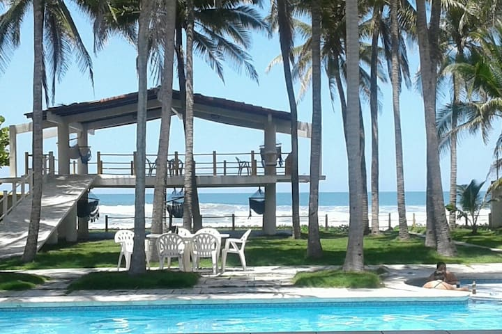 Casa de playa, Costa del Sol, El Salvador.