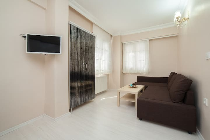 Stylish one bedroom apartment