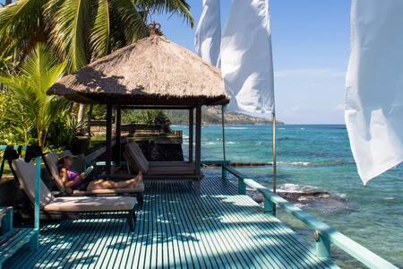 Villa Nilaya Bali Beach, Candi Dasa