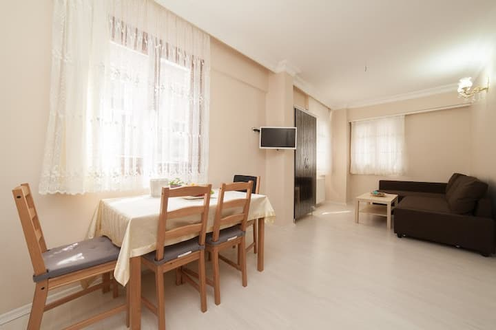 Newly furnished apt in Sultanahmet