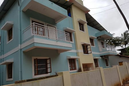 1-Holy Cross Home-Stays - Studio Apartment Goa - Wohnung