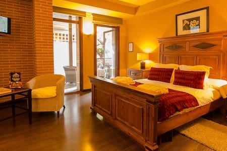 Hotel 4 estrellas La Joyosa Guarda - Olite - Inny