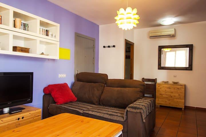 Apto en Rodalquilar 3d+2b+terraza - Rodalquilar - Apartment