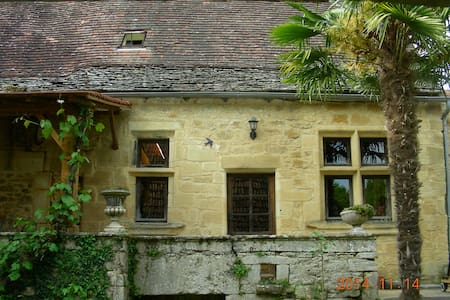 Great medieval house near Sarlat - Cénac-et-Saint-Julien - Dům
