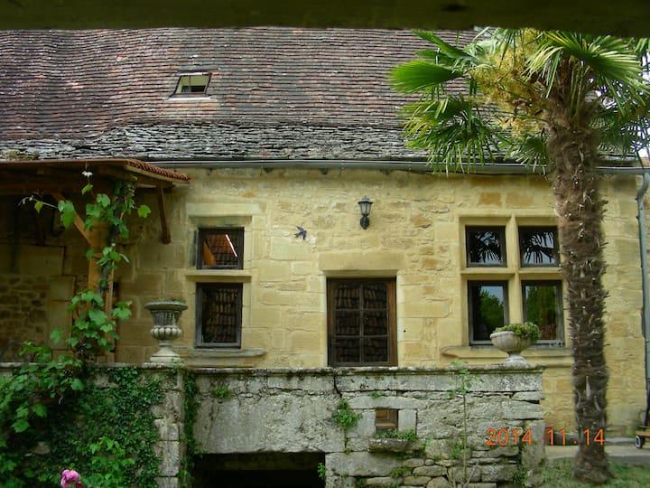 Great medieval house near Sarlat