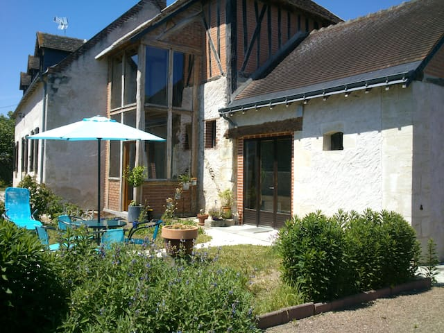 In the heart of Loire Valley - Noizay - Casa