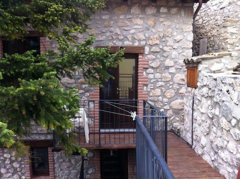 Lovely mountain studio