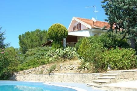 Country house with pool. Welcome! - Racalmuto