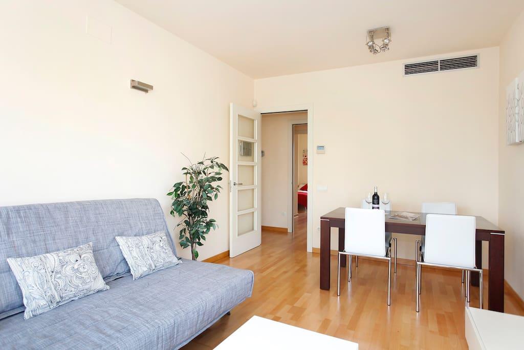 3 beach olimpic apartments appartamenti in affitto a for Appartamenti barcellona affitto economici