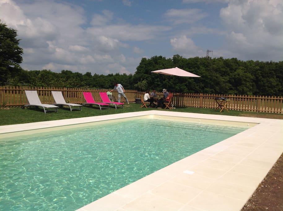 la piscine 11x5