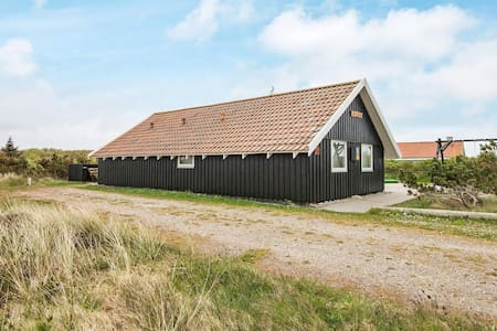 Vintage Holiday Home in Hvide Sande Not Far from Sea Coast