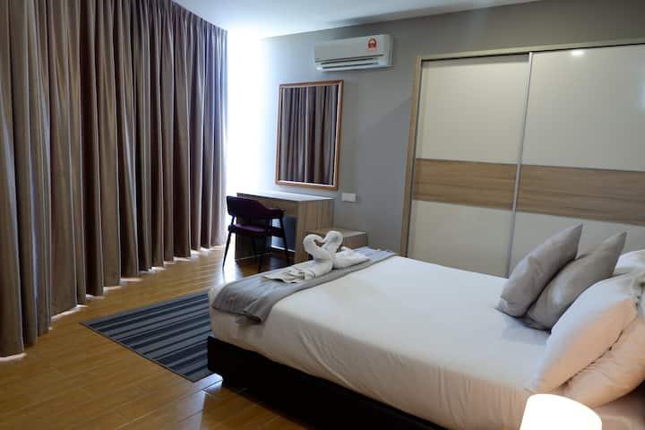 Bangi Perdana Hotel,  Family Deluxe Room