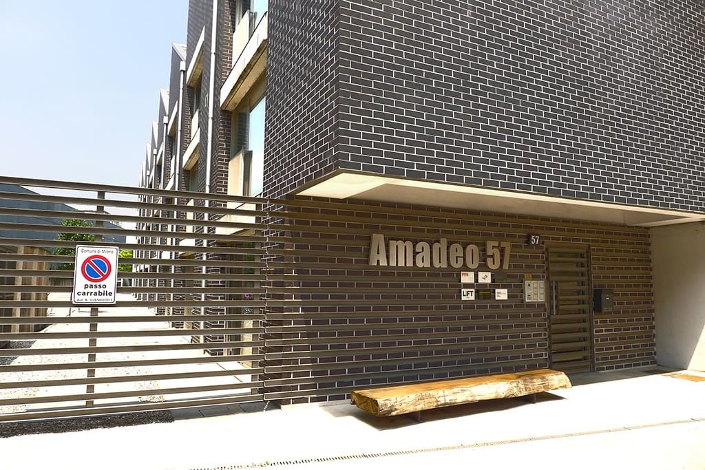 This is the main entrance of the building