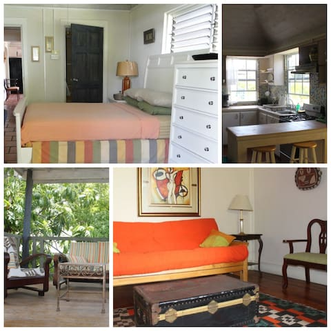 The Breadfruit 1 Bedroom Apt Apartments For Rent In Bridgetown Christ Church Barbados