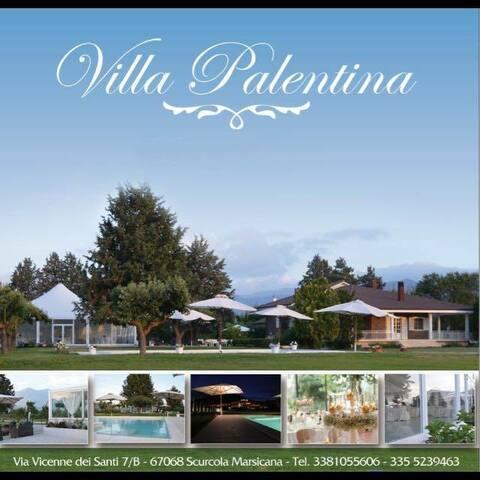 Villa Palentina country house