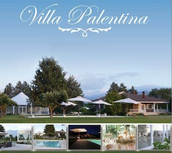 Villa Palentina country house - Bed & Breakfast