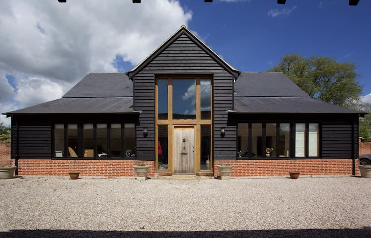 Delightful Rural Barn Conversion . - Little Waldingfield,  Sudbury, - Hus