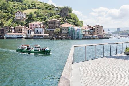 HARBOUR::House with seaviews for 8p - San Sebastian