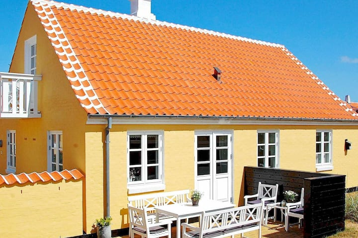 Rustic Holiday Home in Skagen with Garage near Sea