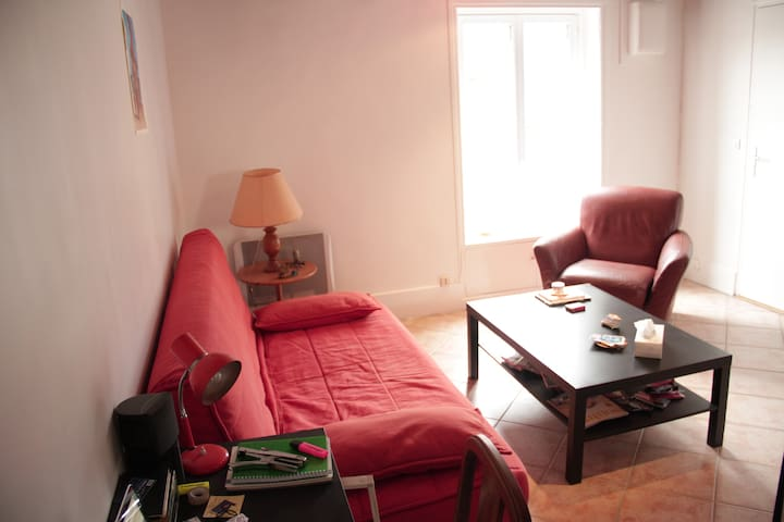 Petit appartement de 30 m2 - Jouars-Pontchartrain - Apartemen