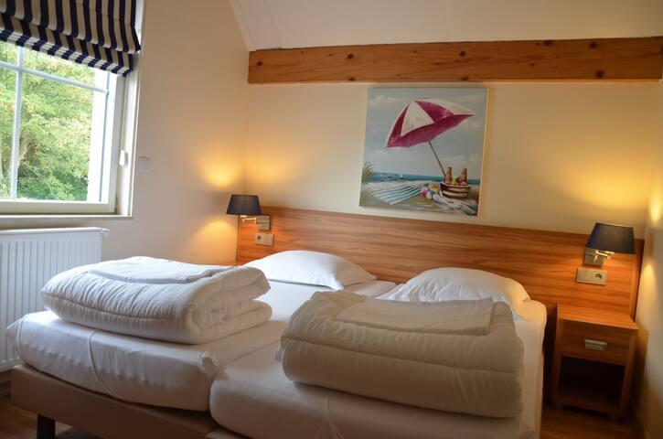 Luxe vakantiewoning bij zee - Berck - Huis